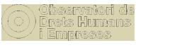 ODHE - Observatori de Drets Humans i Empreses