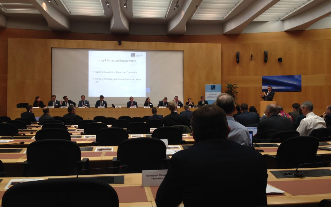ShockMonitor at the ICoCa Annual General Assembly