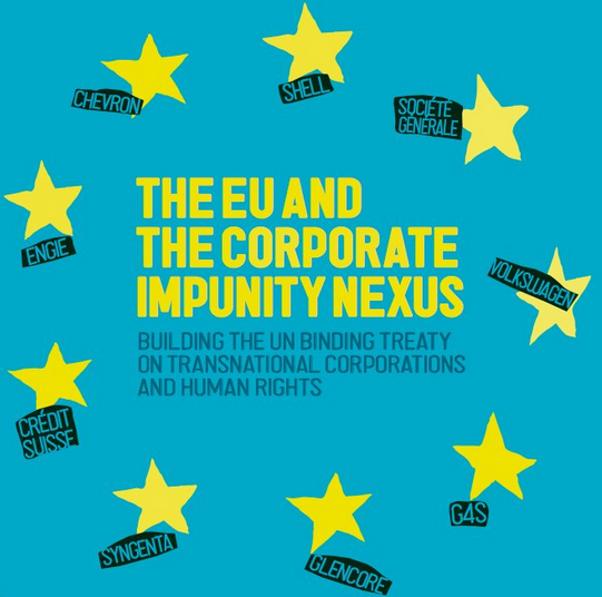 New Report: The EU and the Corporate Impunity Nexus