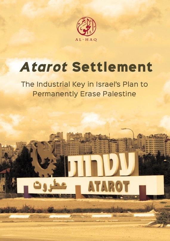 Informe Atarot